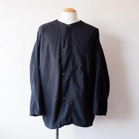 【アメリカ軍】 U.S.ARMY MEDICAL/ スリーピングシャツ/overdye/ BLACK染め