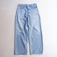 MADE  by Sunny side up(サニーサイドアップ)/Remake wide denim/blue/ size3