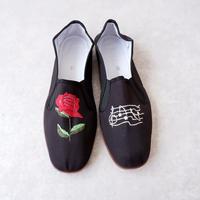 【最後の1足/22.5㎝】BRU NA BOINNE (ブルーナボイン)/Let's 功夫/レッツカンフー/ Kang-Hue Shoes/Rose