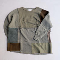 yoused(ユーズド)/ EURO PW MILITARY SWEAT/ 1