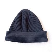 Jackman(ジャックマン)/ Waffle Knit Cap/Black