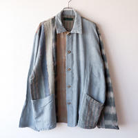 Nasngwam(ナスングワム)/FAINT JACKET/limited jacket/Blue-1