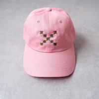 BRU NA BOINNE(ブルーナボイン) /  浪漫倶楽部キャップ/ピンク