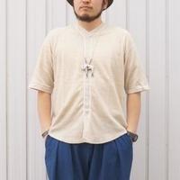 【最後の1点/サイズXS】 BRU NA BOINNE (ブルーナボイン)/ ダニーT キナリ
