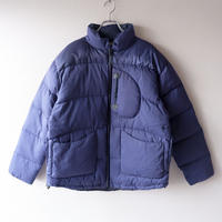 SLOW HANDS(スローハンズ)cottontwill UTILTY DAWN JACKET/Inc blue