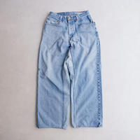 MADE  by Sunny side up(サニーサイドアップ)/Remake wide denim/blue/ size1