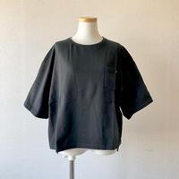 HARVESTY (ハーベスティ)/BOX T-SH (ボックスTシャツ)  /ブラック