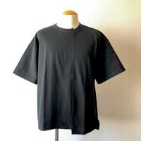 【ツギハギTシャツ】 weac.(ウィーク)/ MARTIN /Black