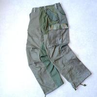 【Re/ M-65】 Nasngwam (ナスングワム) /BARBARIAN PANTS/khaki/S-1