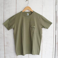 Jackman(ジャックマン) / Pocket T-shirt Khaki JM5550