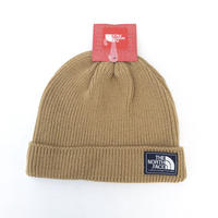 USA THE NORTH FACE /BEANIE/beige