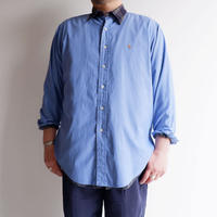 MADE by sunny side up(サニーサイドアップ) /3for1 reversible shirt/②