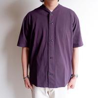 Jackman(ジャックマン)/  BB shirt/dark purple