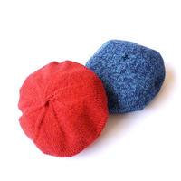 TIGRE BROCANTE(ティグルブロカンテ)/ネパールコットンニットベレー帽