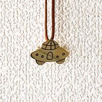 BRU NA BOINNE(ブルーナボイン) /2WEYピンバッチ/ UFO