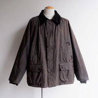 Barbour(バブアー) /90年代/3ワラント/オリジナル/BEDALE/BLACK/size:52/⑥