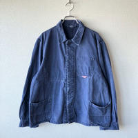 【FROM EURO】OLD EURO WORK JACKET/w-7
