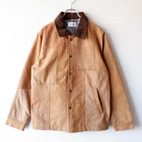 """yoused(ユーズド)/ """"REMAKE COACH JACJET""""/VINTAGE DUCK FABRIC/sizeM"""