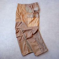【Re/ M-65】 Nasngwam (ナスングワム) /BARBARIAN PANTS/beige/L-1