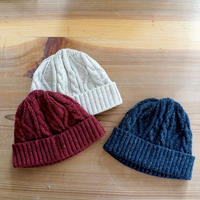 RoToTo(ロトト)/ C.W.S CABLE KNIT CAP