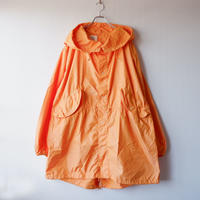 【モッズコート】US ARMY/ SNOW CAMOUFLAGE PARKA/後染め/orange/cotton×nylon
