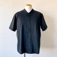 【ラスト1着/サイズ:L】Jackman(ジャックマン/BB Shirt/ベースボールシャツ/Black