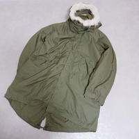 【US ARMY/dead stock】M-65 fishtail parka /3点フルセット/medium-2