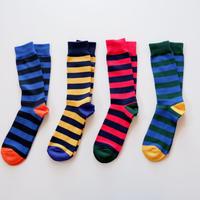 RoToTo  / cotton border socks