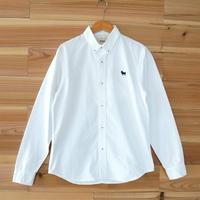 weac.(ウィーク)/パグちゃんシャツ B.Dオックスシャツ