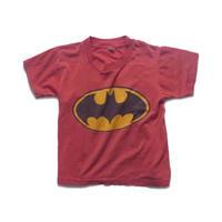 "vintage ""BATMAN"" print t-shirt"