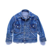 "vintage ""Levis"" 507bxx 2nd-type denim jacket"