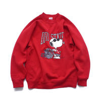 "vintage ""SNOOPY"" sweat"