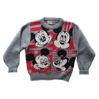 "vintage ""MICKEY"" sweater"