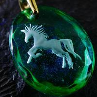 白馬(horse023)