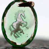 白馬(horse027)