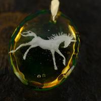 白馬(horse026)