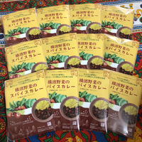 [マサラモア]  横濱野菜のスパイスカレー  200g  12個入り
