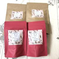 女性のためのスパイスティー[溌美8包]2袋、[溌美20包]2袋