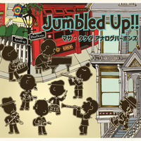 Jumbled Up!!  マサ・タケダアナログバーボンズ