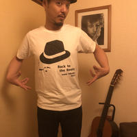 マサ・タケダ Tシャツ2018 ヒゲハット