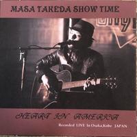 ※DL版です MASA TAKEDA SHOW TIME 2012 heart in America~Recorded Live Osaka, kobe, JAPAN
