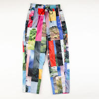 Recycle PE Easy Pants / リサイクルポリエステルイージーパンツ