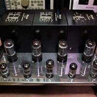 マッキントッシュMC225修理, 修理例,  McIntosh MC225 repair, restore