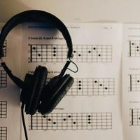 メロディーに自分でコード進行を付けていく作曲方法