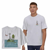 (パタゴニア)Patagonia Mens Save Our Seeds Responsibili Tee