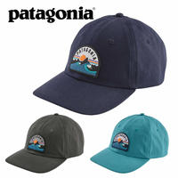 (パタゴニア)Patagonia Boardie Badge Trad Cap