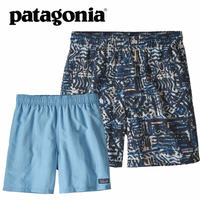 (パタゴニア)Patagonia Boys Baggies Shorts 5inch