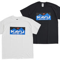 (カブー)KAVU メンズ バラードT