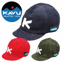 (カブー)KAVU K's Cord BaseBall CAP