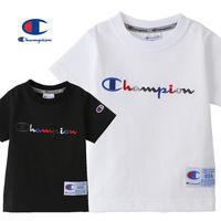(チャンピオン)Champion キッズ スクリプトロゴTシャツ (CS4982)